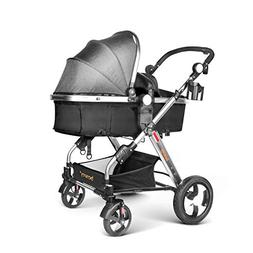 Infant Baby Stroller for Newborn and Toddler - Besrey Conver