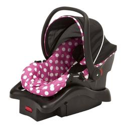 Disney Baby Minnie Mouse Light 'n Comfy 22 Luxe Infant Car S