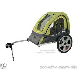 Bike Trailer Bicycle Carrier Baby Toddler Child Recreation C