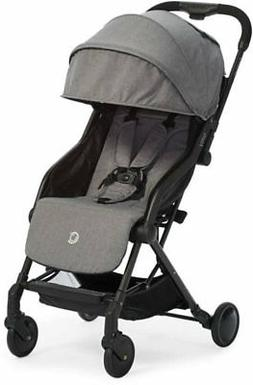 Contours Bitsy Compact Fold Stroller - Granite Gray - Free S
