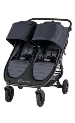 Baby Jogger City Mini GT2 Twin Baby Double Stroller Carbon N