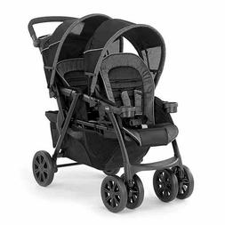 Chicco Cortina Together Baby Double Stroller - Minerale