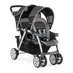 Chicco Cortina Together Double Stroller Meridian NEW