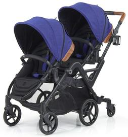 Contours Curve Reversible Seat Twin Double Baby Stroller Ind