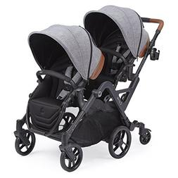 Contours Curve Tandem Double Stroller for Infants, Toddlers