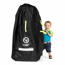 VolkGo Durable Stroller Bag for Airplane - Standard or Doubl