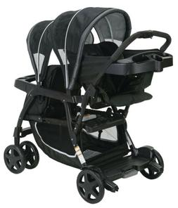 Graco Ready 2 Grow® Duo LX Stroller, Click Connect - Gotham