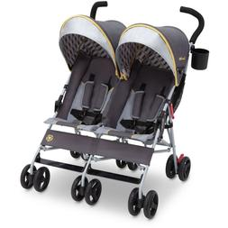 Jeep Scout From Delta Children Double Stroller for 2 Kids up