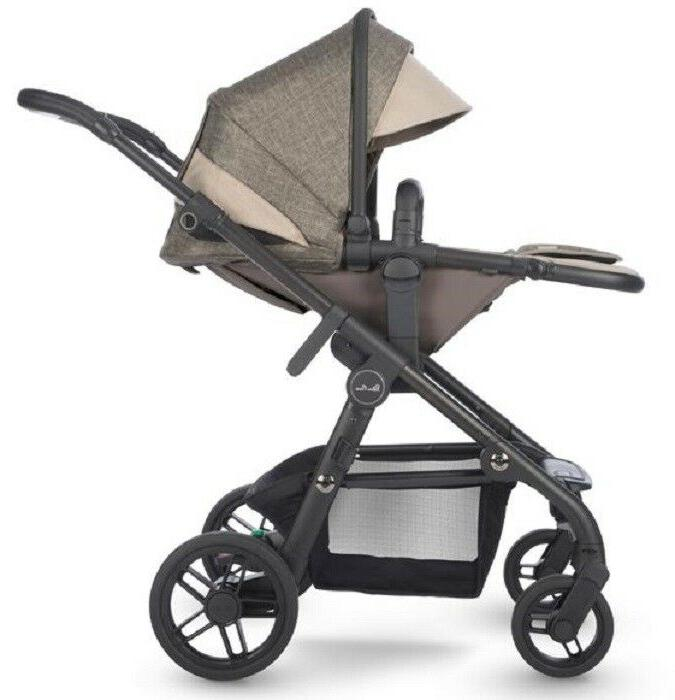 Silver Cross to System Baby Stroller w/ Tundra