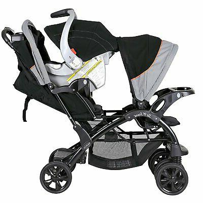 Baby Travel System Cup Sit N Stand Folding