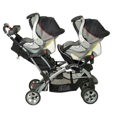 Baby Stroller Travel Cup Sit Folding