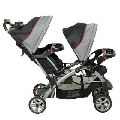 Baby Double Travel System Sit N Toddler Folding