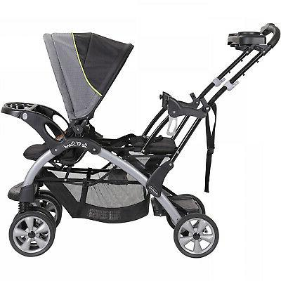 Double Stroller City Seat Carrier Travel