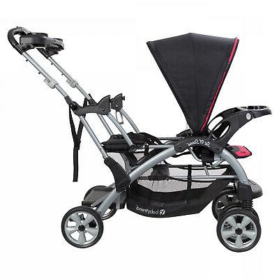 Double Twin City Seat Carrier Travel