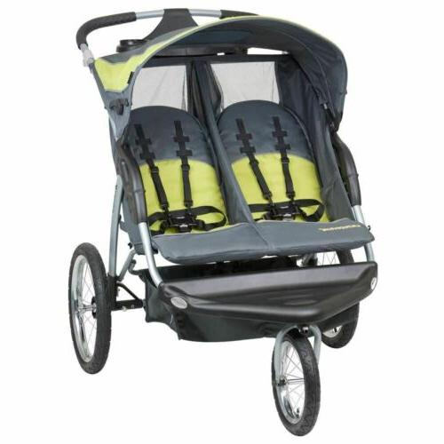 expedition double jogger stroller carbon