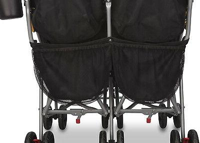 Foldable Twin Baby Stroller Jogger Infant