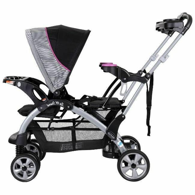 Sit And Infant Toddler Double System Mount