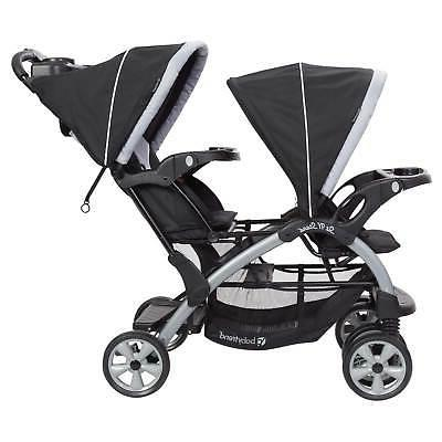 Baby Trend Sit Stand Easy Toddler Stroller,