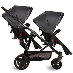 Lightest Twins Baby Stroller Portable Carriage Double travel