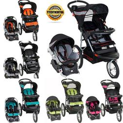 New Millennium Expedition Jogger Baby Travel System Infant S