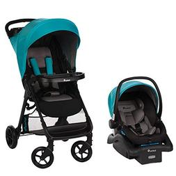 Safety 1st Smooth Ride Travel System - Lake Blue
