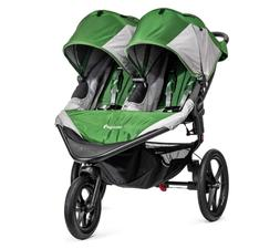 Baby Jogger Summit X3 Double Child Jogging Stroller Travel S