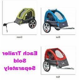 InSTEP Sync Single Bicycle Trailer Canopy Versatile Durable