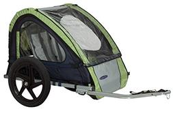 InStep Take 2 Double Child Carrier Bicycle Trailer, 2-Passen