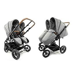 StrollAir Twin Way The Best Twin Stroller/Double Stroller Si